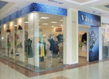 «Viva»Оформление павильона в торговом центре.